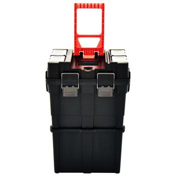 vidaXL Kolica za organiziranje alata s ručkom 46 x 36 x 41 cm