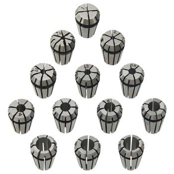 vidaXL 13-dijelni set steznih čahura ER11