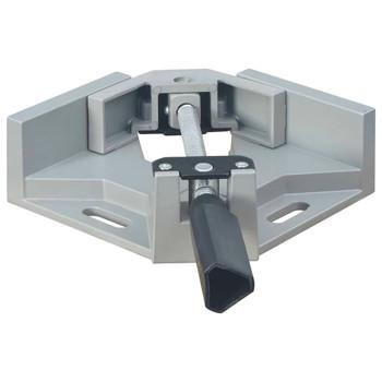 vidaXL Kutna stezaljka 95 mm aluminijska