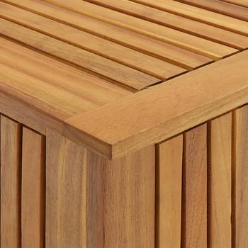 vidaXL Vrtna kutija za pohranu 60 x 50 x 106 cm masivno bagremovo drvo