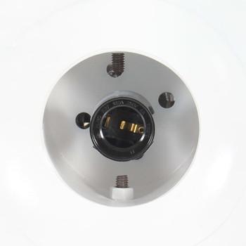 vidaXL Industrijska viseća svjetiljka željezo i drvo manga bijela E27