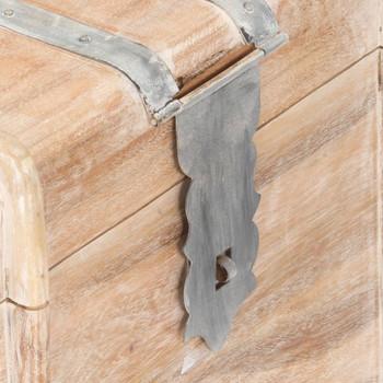 vidaXL Škrinja za pohranu 90 x 40 x 40 cm od masivnog bagremovog drva