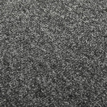 vidaXL Podne pločice s tepihom 20 kom 5 m² tamnosive
