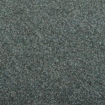 vidaXL Podne pločice s tepihom 20 kom 5 m² zelene