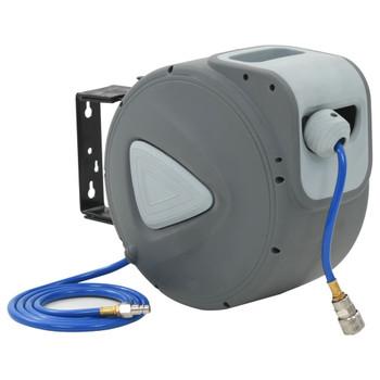 """vidaXL Automatski bubanj za zračno crijevo 1/4"""" 20 m"""