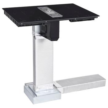 vidaXL Ugradbena indukcijska ploča Flexizone s prozračivanjem 78 cm