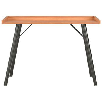 vidaXL Radni stol smeđi 90 x 50 x 79  cm
