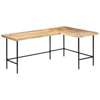 vidaXL Radni stol 180 x 120 x 76 cm od masivnog drva manga