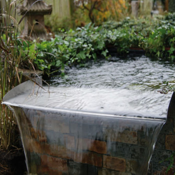 Ubbink Brisbane 60  Vodopad za Vrtni Ribnjak od Nehrđajućeg Čelika