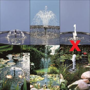 Ubbink Pumpa za ribnjake i fontane Elimax 500  1351300