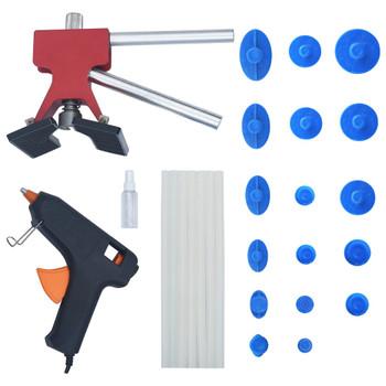 vidaXL 26-dijelni set alata za popravak udubljenja bez boje