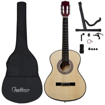 """vidaXL 12-dijelni set klasične gitare za početnike 4/4 39"""""""