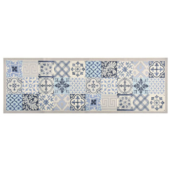 vidaXL Kuhinjski tepih s mozaikom perivi 60 x 300 cm