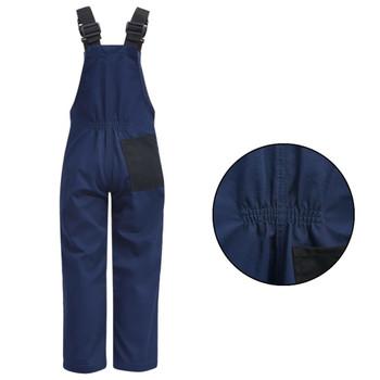 vidaXL Dječji Polukombinezon Veličina 98/104 plavi