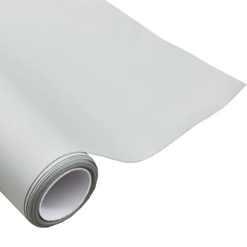"vidaXL Tkanina za projekcijsko platno metalik PVC 63 "" 1 : 1"