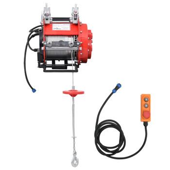 vidaXL Električna dizalica za skele 500 kg 230 V