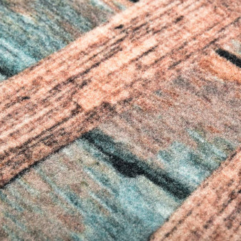 vidaXL Kuhinjski tepih s natpisom Love perivi 60 x 300 cm