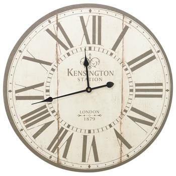 vidaXL Starinski zidni sat London 60 cm