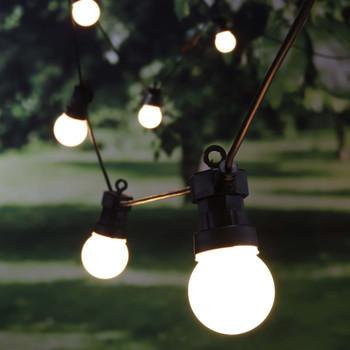 HI LED rasvjetni lanac s 20 žarulja 1250 cm