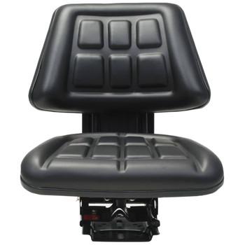 Traktorsko Sjedalo sa Suspenzijom Crno
