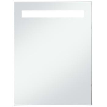 Kupaonsko LED zidno ogledalo 60 x 80 cm