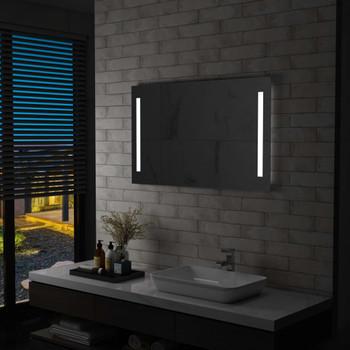 Kupaonsko LED zidno ogledalo 100 x 60 cm