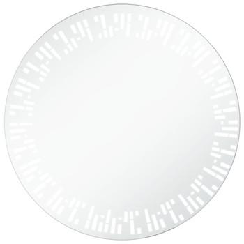 Kupaonsko LED ogledalo 80 cm