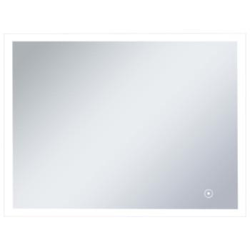 Kupaonsko LED zidno ogledalo sa senzorom na dodir 80 x 60 cm