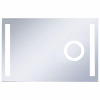 Kupaonsko LED zidno ogledalo sa senzorom na dodir 100 x 60 cm