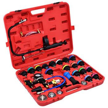 28-dijelni set alata za ispitivanje rashladnog sustava