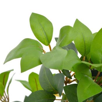 Umjetno stablo lovora s posudom zeleno 120 cm