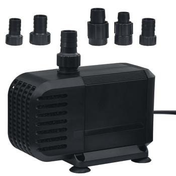 vidaXL Potopna vodena crpka za akvarij 3000 L/h
