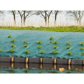 Nature pokrov za tlo za suzbijanje korova 2,1 x 25 m zeleni