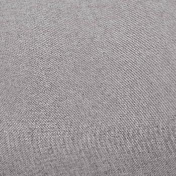 vidaXL Barska stolica od tkanine smeđe-siva