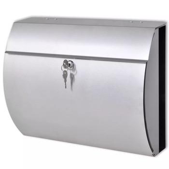 Poštanski sandučić od nehrđajućeg čelika