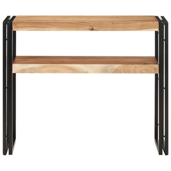 vidaXL Konzolni stol 90 x 30 x 75 cm od masivnog bagremovog drva