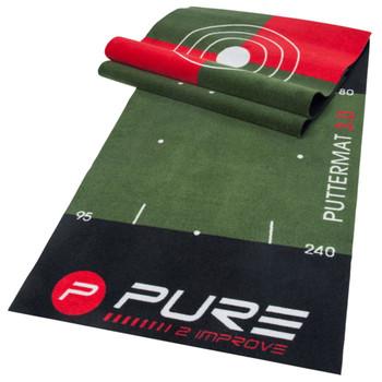 Pure2Improve podloga za vježbanje golfa 300 x 65 cm P2I140010