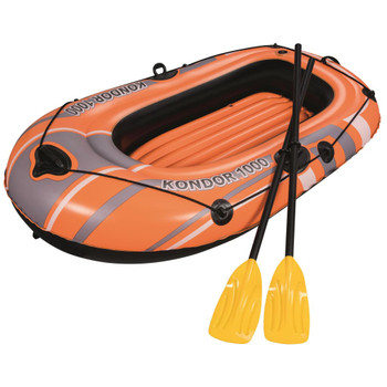 Bestway čamac na napuhavanje Kondor 1000 Set 155 x 93 cm 61078