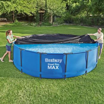 Bestway pokrivač za bazen Flowclear 457 cm