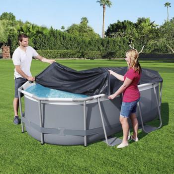 Bestway pokrivač za bazen Flowclear 300 x 200 cm