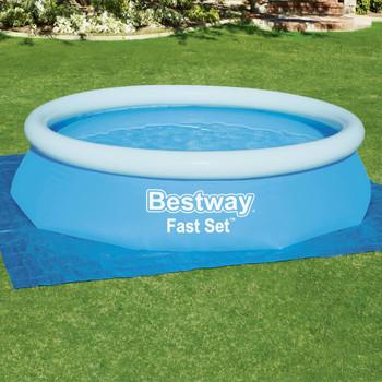 Bestway podna prostirka za bazen Flowclear 335 x 335 cm
