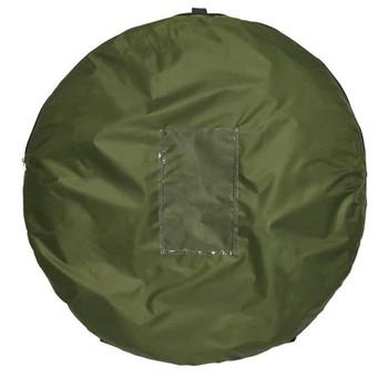 ProPlus prigodni šator za privatnost poliesterski zeleni