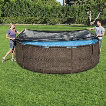Bestway pokrivač za bazen Flowclear 366 cm
