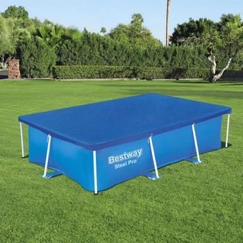 Bestway pokrivač za bazen Flowclear 259 x 170 cm