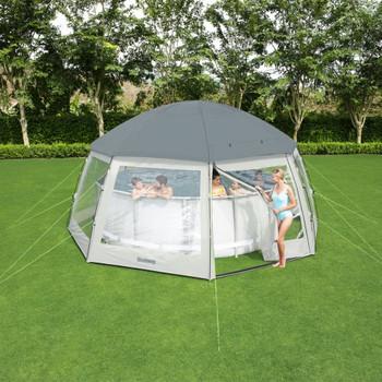 Bestway kupola za bazen 600 x 600 x 295 cm