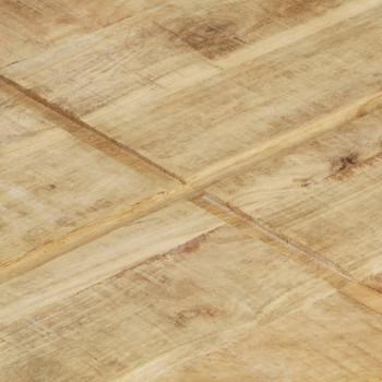 vidaXL Stolić za kavu 80 x 80 x 28 cm od masivnog drva manga