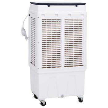vidaXL 3-u-1 rashlađivač zraka bijelo-crni 480 x 340 x 980 mm 120 W