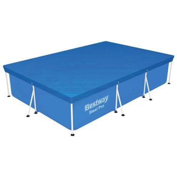 Bestway Flowclear pokrivač za bazen 304 x 205 x 66 cm