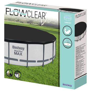 Bestway Flowclear Fast Set pokrivač za bazen 555 cm