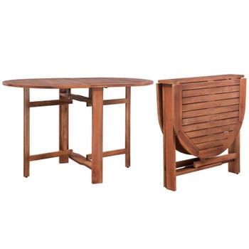 vidaXL Vrtni stol 120 x 70 x 74 cm od masivnog bagremovog drva